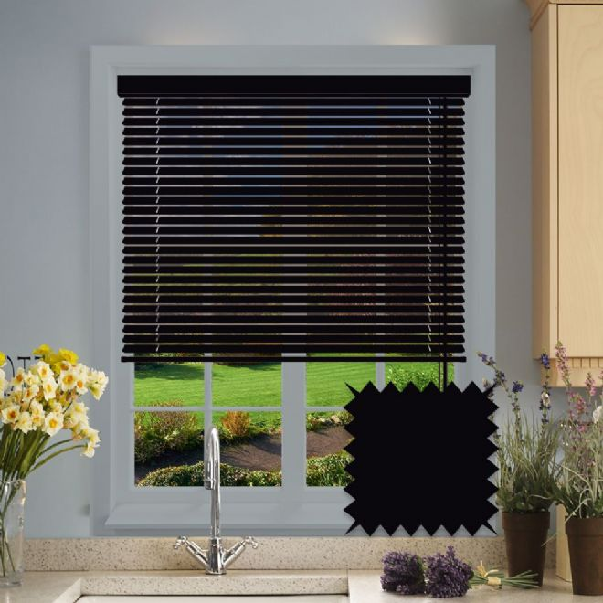 Titanium Shine venetian blind - Just Blinds